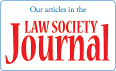 Law Society Journal